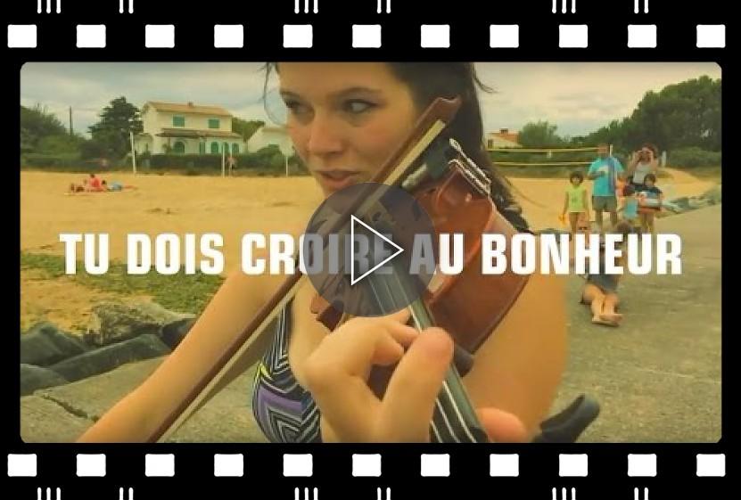 Embedded thumbnail for Un nouveau vidéoclip réalisé en France !